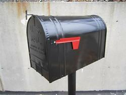 Lockable Secure Standard Large Size Mailbox including locking mail box insert