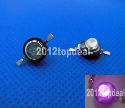 3W high power 850nm Infrared 60degree IR Light led for NIGHT VISION CAMERA lamp $1.02