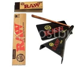 Raw King Size LoaderRaw Rolling Paper WITH TIPS AND PAPER $9.99