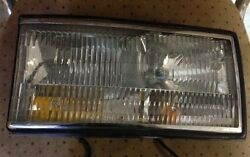 1996 CADILLAC DEVILLE RH HEADLIGHT