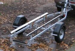REPLACE BOAT TRAILER CARPET ~SKINNY (1 34