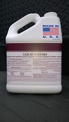 COMMERCIAL DRAIN LINE AND GREASE TRAP CLEANER TREATMENT - CLOG REMOVER 1 GALLON $46.89