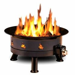 Firebowl Heater Propane Pit Patio Gas Bowl Portable Outdoor Free Shipping