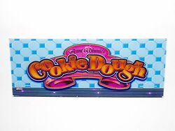 Casino Slot Machine Glass - Cookie Dough - She Shed Wall Art W Mount