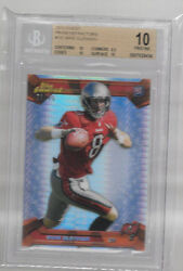 2013 Topps Finest Mike Glennon Prism Refractor Rc # to25 BGS 10 Pristine Pop 1 $199.95