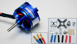 Exceed RC Rocket 3010 1820kv Brushless Motor for RC Planes Airplanes Aircrafts $17.95
