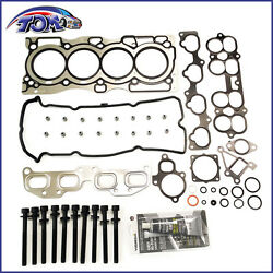 Brand New Engine Head Gasket Set W Bolts For 02-06 Nissan Altima Sentra 2.5L