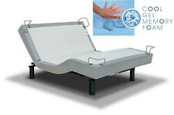 REVERIE 5D ADJUSTABLE BED WITH COICE OF 10