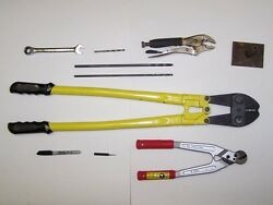 Tool Kit for ToggleTurnbuckleStud (18