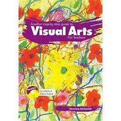 Another step-by-step guide to Visual Arts (Includes Smartboard CD)
