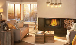 Napoleon-High Country 7000 Wood Fireplace **Free Shipping**