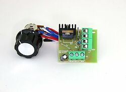 LED Dimmer PWM DC Lighting Dimmer Controller 24 VDC with Remote Knob for LED Inc