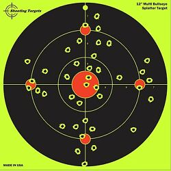 Shooting Targets 12