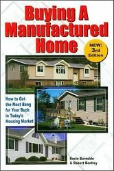 Buying a Manufactured Home: How to Get the Most Bang for Your Buck in -ExLibrary