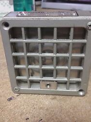 Federal Sign amp; Signal 450 A1 Vibratone Horn 24V DC .5 Amps used $70.00