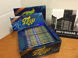 One King Size Trip 2 Clear Cellulose Transparent Cigarette Rolling Papers