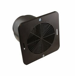 Duraflo 646015BR Soffit Exhaust Vent Brown