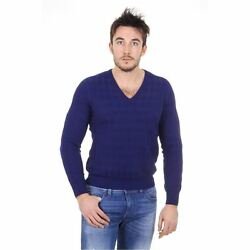 Giorgio Armani mens sweater V neck RSM22M RS20M 904 D205-3184-9273-8059029992355