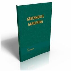 Greenhouse Gardening-ExLibrary