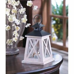 Zingz and Thingz Colonial Height Wooden Lantern