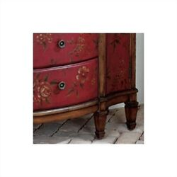 Butler Specialty Artists' Originals Console Cabinet in Painted Red