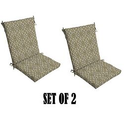 Patio Chair Cushion Set Replacement Pad Seat Outdoor Garden Furniture Yardk 1d