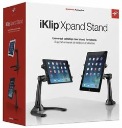 IK Multimedia Desktop Raiser for Tablets iKlip Xpand Stand