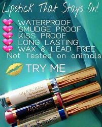 LipSense By SeneGence Multiple shades FAST FREE SHIPPING on orders over $50