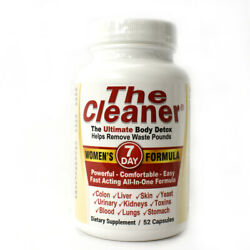 Century Systems The Cleaner Women#x27;s 7 Day Formula 52 Capsules $16.95