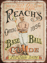 1896 Reach baseball guide High Quality Metal Magnet 3 x 4 inches 9374 $5.95