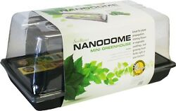 Complete  Mini Greenhouse Kit NanoDome Sunblaster T5 Light SAVE $ W BAY HYDRO
