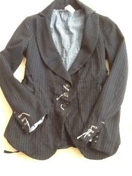 High Use By Claire Campbell - Wool Blend Jkt - Size 42 - Fantastic Shape