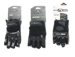 Tactical Fingerless Gloves Paintball Airsoft Cycling Motorcycle New $11.68