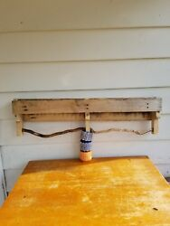 rustic decor $30.00