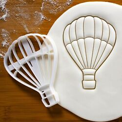 Hot Air Balloon cookie cutter baby shower party floating wedding biscuit favor GBP 11.41