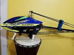 Synergy E700se Electric Helicopter $1500.00