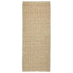 RUG - WOOL & JUTE - BY: ANJI MOUNTAIN - MANY SIZES TO PICK FROM - YOUR CHOICE