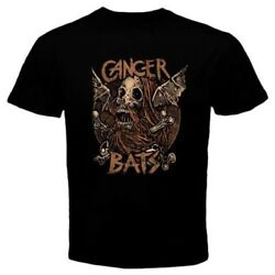 CANCER BATS Canadian hardcore punk AxeWound While She Sleep T-Shirt S M L XL 2XL
