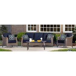 Outdoor Dining Set Patio Garden Furniture Bistro Lounge Table Chairs Yard Deck