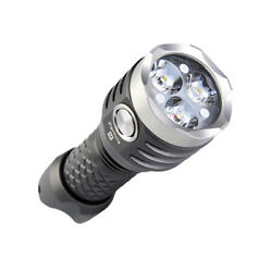 CooYoo Particle-M XP-G2 900LM 14500 USB Rechargeable EDC LED Flashight