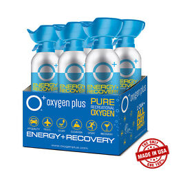 Oxygen Plus O Biggi Made in The USA 11 Litre Canisters 6 Pack $79.99