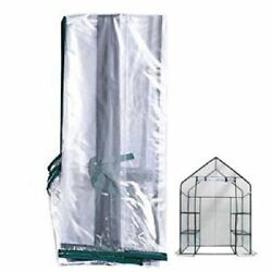 NEW 3 Tier 6 Shelf Walk In Green House Replacement Cover By Homewell