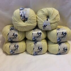 "Cascade Yarn ""Cotton Club"" 8 balls"