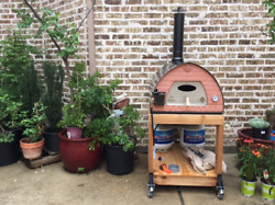 Outdoor GAS pizza oven Pizza Party PASSIONE the gas fired oven & wood fired oven