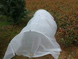 Hoop House Kit Mini Greenhouse Grow Tunnel Within Support Hoops 24FT New