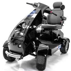 ME:GO Electric Mobility Vehicle Scooter Discount Display Model Black MEGO