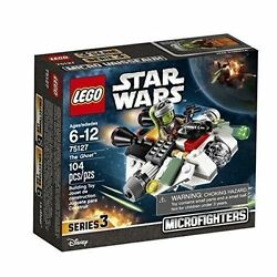LEGO 75127 MICROFIGHTERS * THE GHOST * STAR WARS LEGO *NEW* GOOD CONDITION