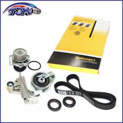 New Timing Belt KIT W Water Pump For 01-06 VW AUDI 1.8L Turbo