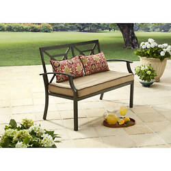 Patio Lounge Furniture Outdoor Bench Chair Chaise Loveseat Garden Dining Deck 1d