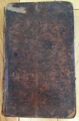 Antique book History of Catherine II Empress of Russia 1800